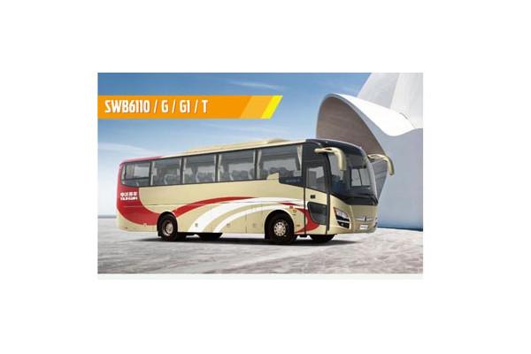 申沃SWB6110CG1客车