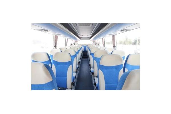 申沃SWB6110CG客车(柴油国四24-51座)