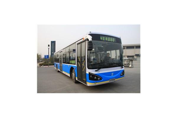 申沃SWB6127CHEV2公交车