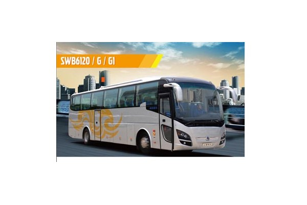 申沃SWB6120NGA客车(天然气国五24-55座)