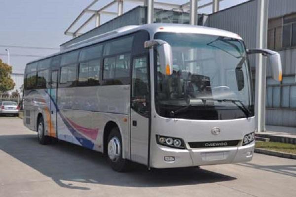 上海万象SXC6110CBEV公交车(纯电动24-49座)