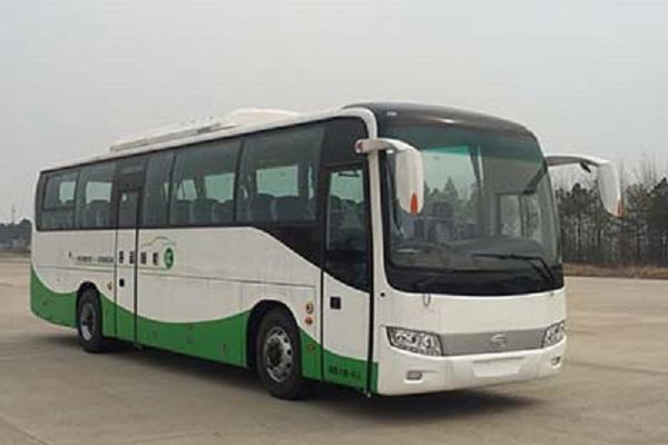 上海万象SXC6110CBEV2公交车(纯电动24-49座)