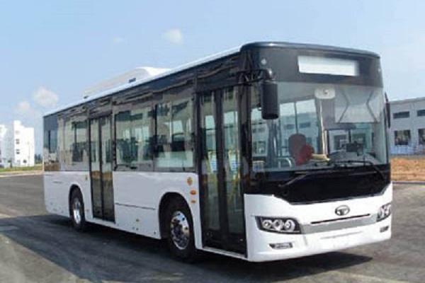 上海万象SXC6110GHEV1公交车(柴油/电混合动力国五10-46座)
