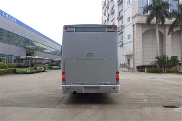 五洲龙 FDG6113HEVN5-1公交车(天然气/电混动国五10-32座)