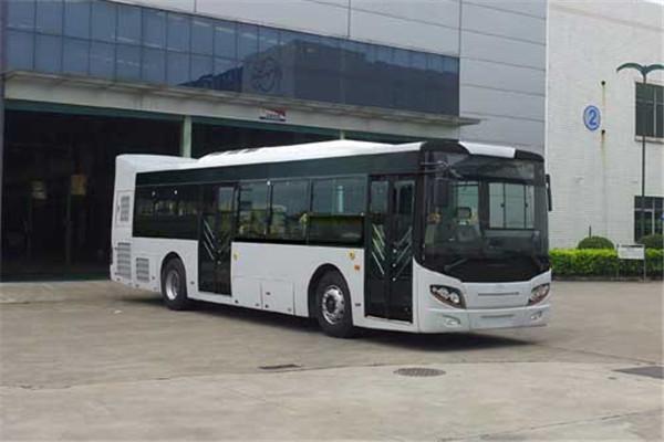 五洲龙FDG6113CNG公交车