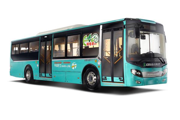 五洲龙FDG6113EVG4公交车