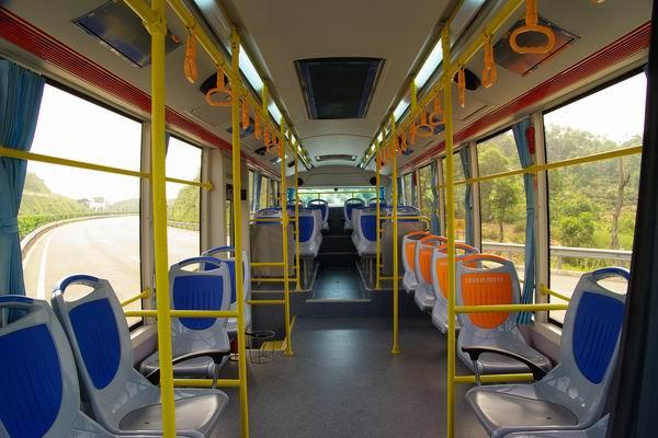 五洲龙FDG6113EVG2公交车