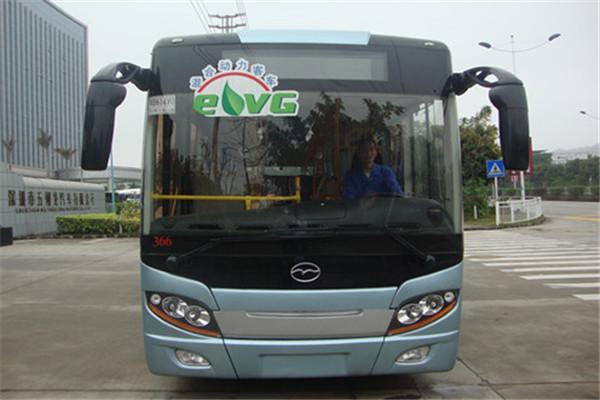 五洲龙FDG6123NG5-2公交车