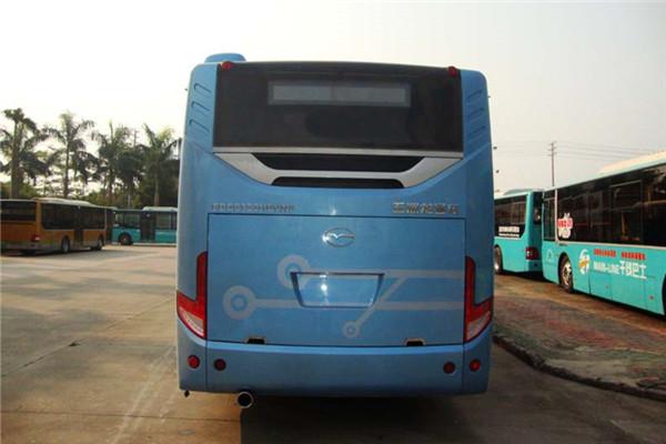 五洲龙FDG6123NG5-1公交车