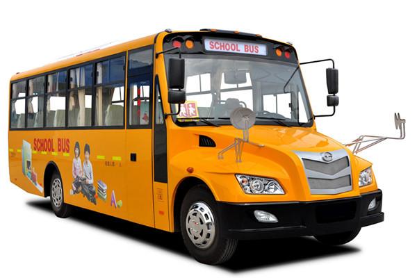五洲龙FDG6100FX小学生专用校车