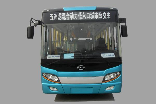 五洲龙FDG6115HEVG1公交车