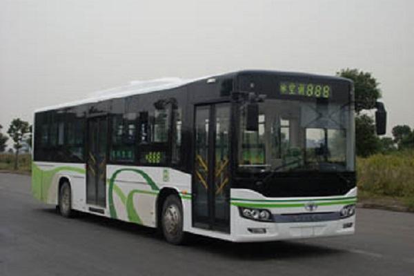 上海万象SXC6120GBEV3公交车(纯电动10-50座)