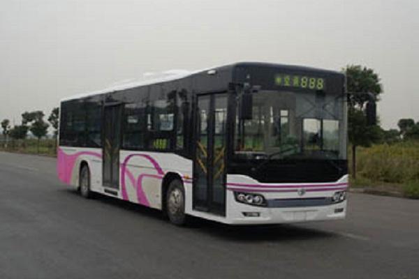 上海万象SXC6120GBEV公交车(纯电动24-50座)