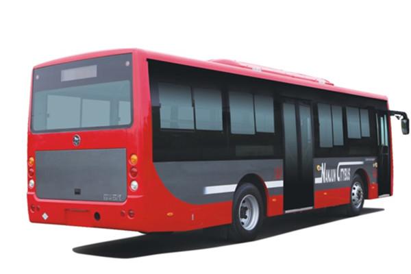 四川现代CNJ6100JHDM公交车