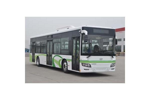 上海万象SXC6121G5公交车(柴油国五10-49座)