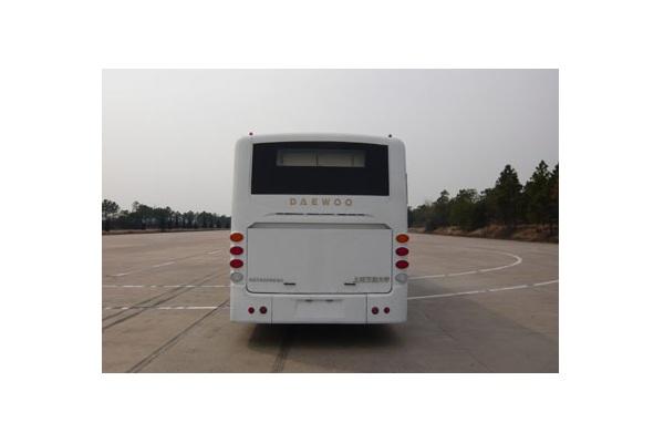 上海万象SXC6105G5公交车(柴油国五24-46座)