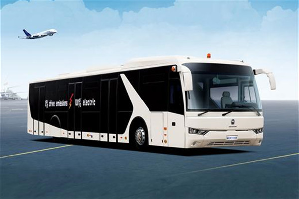 亚星YBL6140UCBD机场摆渡车