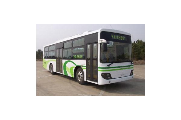 上海万象SXC6105G4公交车(柴油国四24-46座)