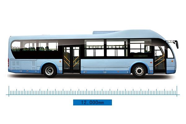 东湖沂星SDL6124EVG公交车(纯电动33-41座)