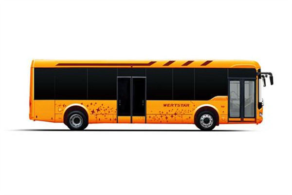 亚星JS6128GHEV11公交车