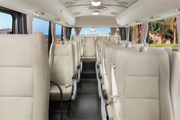 四川现代CNJ6701LQDV客车(柴油国五10-23座)