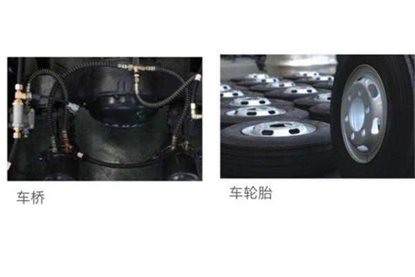 四川现代CNJ6780JQNM公交车