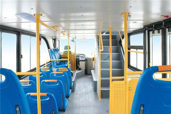 亚星JS6111SHEVC插电式公交车