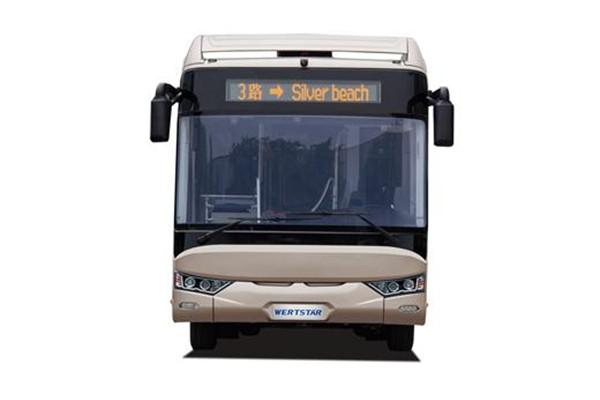 亚星JS6116GHQJ公交车