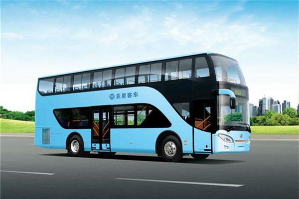 亚星JS6111SHCJ双层公交车