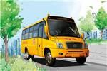 亚星JS6662XCJ小学生专用校车(柴油国四24-31座)