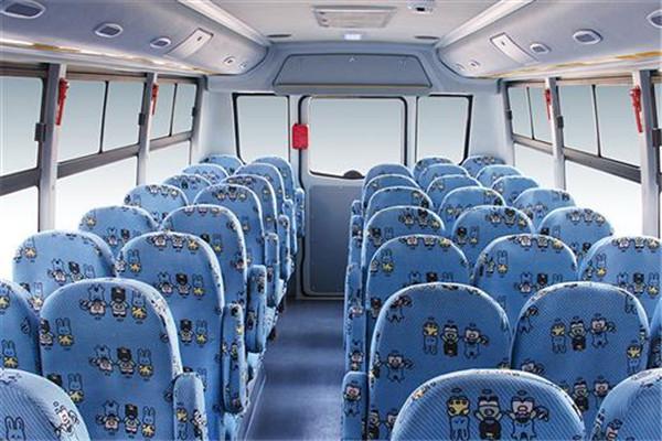亚星JS6662XCJ小学生专用校车