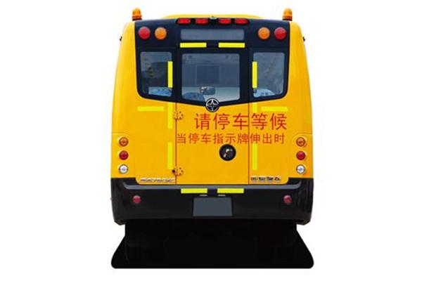 亚星JS6661XCJ11幼儿专用校车
