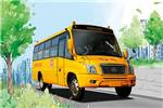 亚星JS6570XCJ01小学生专用校车(柴油国四10-19座)