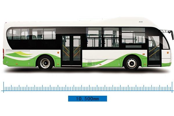 东湖沂星SDL6122EVG公交车(纯电动33-41座)