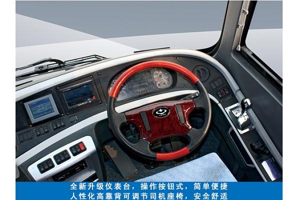 东湖沂星SDL6120EVL1客车(纯电动33-55座)