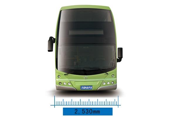 东湖沂星SDL6110EVSG双层公交车(纯电动42-64座)