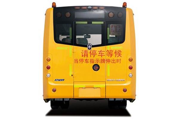 亚星JS6100XCJ2中小学生专用校车