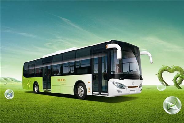亚星JS6127GHBEV公交车