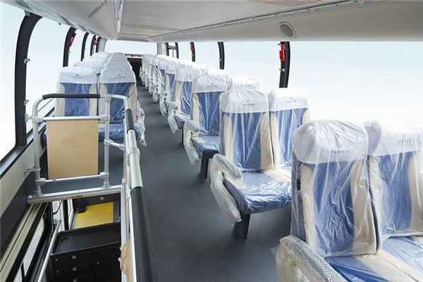 亚星JS6130SHJ1双层公交车