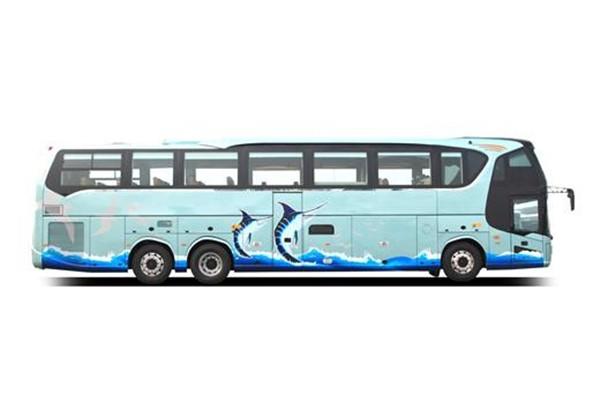 亚星YBL6148H1QP2客车(柴油国五24-69座)