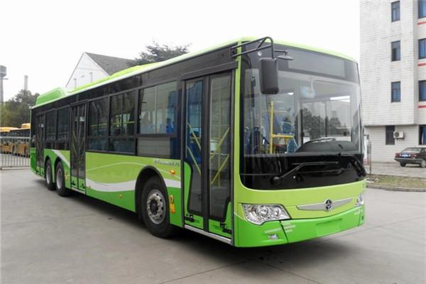 亚星JS6146GHQCP公交车