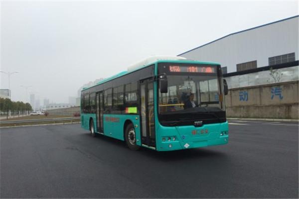 中车时代电动TEG6129PHEV-N50公交车