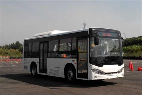 中车时代电动TEG6851BEV07公交车
