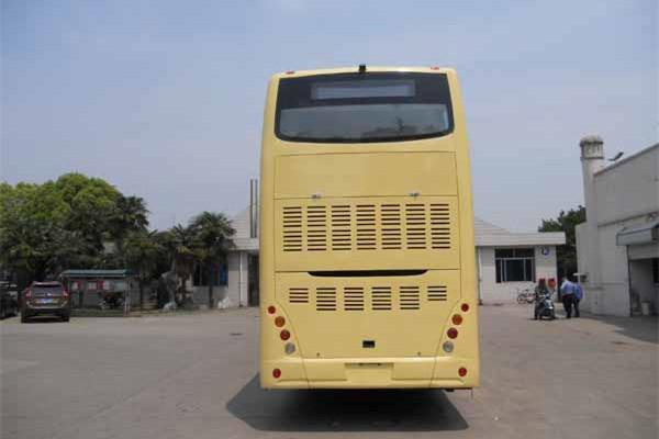 中车时代电动TEG6111EHEV01双层公交车