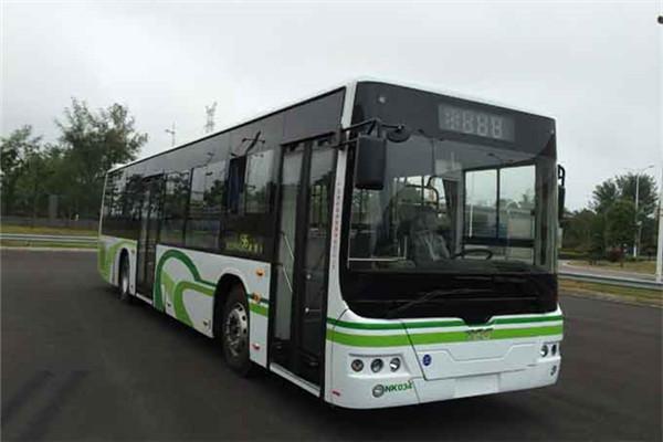 中车时代电动TEG6110EHEV01公交车(柴油/电混动国五24-40座)