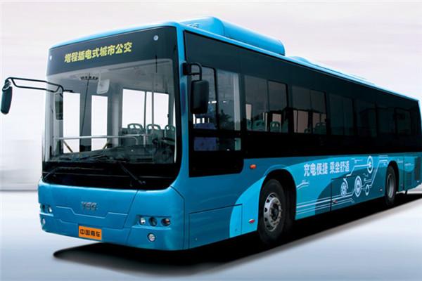中车时代电动TEG6129EHEVN05公交车