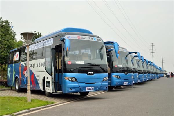 中车时代电动TEG6110EV01客车
