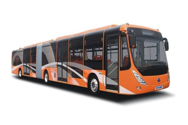 扬子江WG6180BEVHR3公交车(纯电动30-52座)