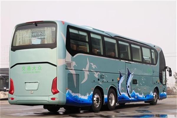 亚星YBL6138H3QJ2客车(柴油国四24-67座)