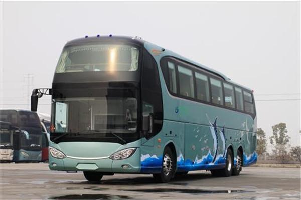 亚星YBL6138H2QCP2客车(天然气国五24-67座)